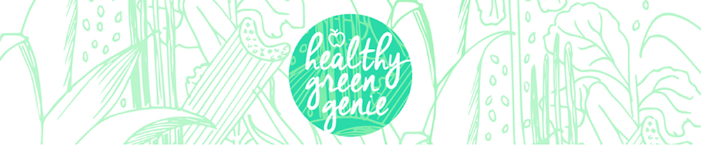 Healthy Green Genie