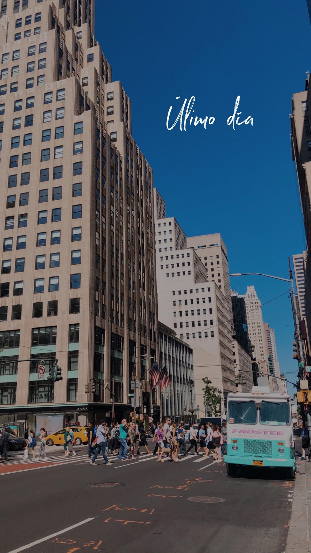 NYC y mis recomendaciones